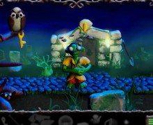 لعبة مقبرة الزومبي Zombie Zo Adventure