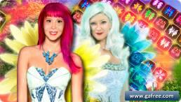 لعبة جمع الفراشات Fairies and Dark Magician