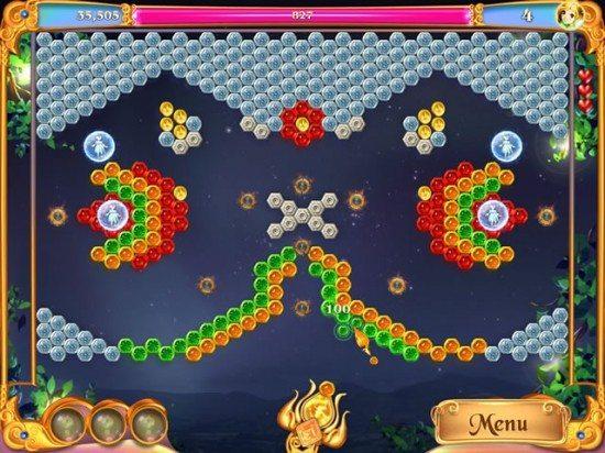 تحميل لعبة جواهر متشابهة Fairy Jewels 2