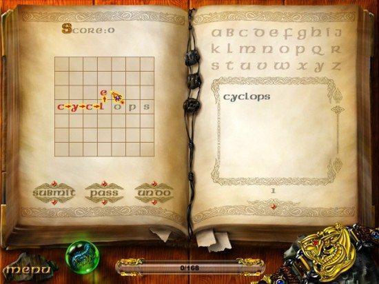 لعبة تنين النار Fairy Words
