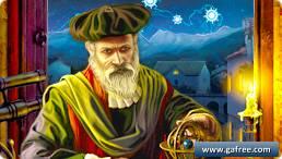 لعبة حرب التاريخ Nostradamus