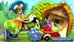 لعبة المزرعة الخضراء Green Valley