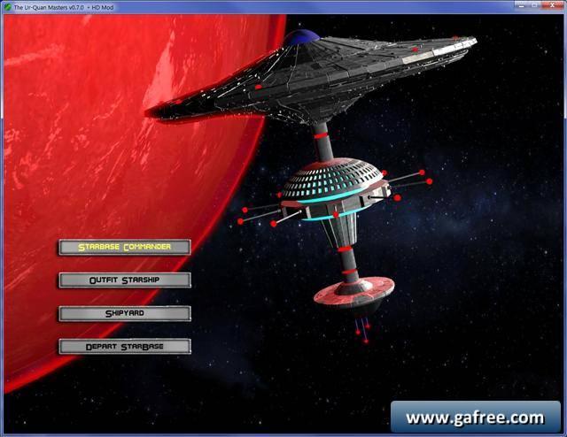 تحميل لعبة الفضاء Ur-Quan Masters HD