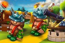 تحميل لعبة الدفاع عن القرية Medieval Defenders