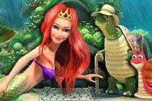 لعبة مغامرات حورية البحر Mermaid Adventures