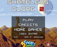 لعبة حرب الفضاء Shameless Clone 2