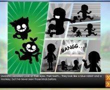 لعبة حرب العصابات Monster Saga