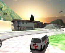 لعبة سيارة الاسعاف Ambulance Driving