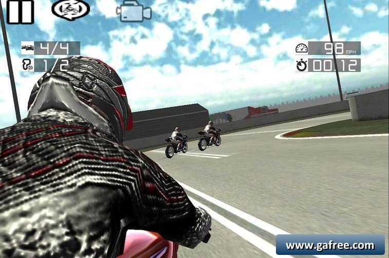 لعبة سباق الدراجات النارية Motorbike Racing