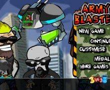 لعبة جندي الحرب Army Blaster