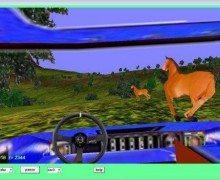 تحميل لعبة قيادة السيارة من الداخل cross_car_chung