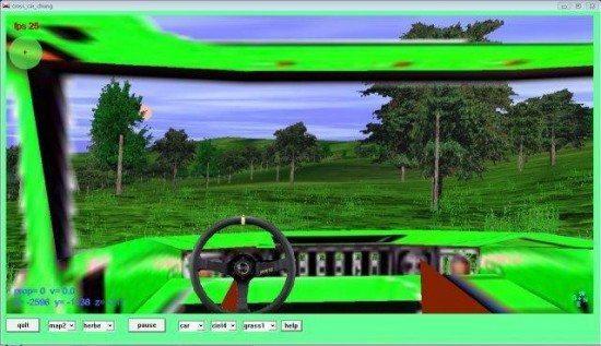 تحميل لعبة قيادة السيارة من الداخل