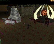 لعبة عالم الفوضى OpenDungeons