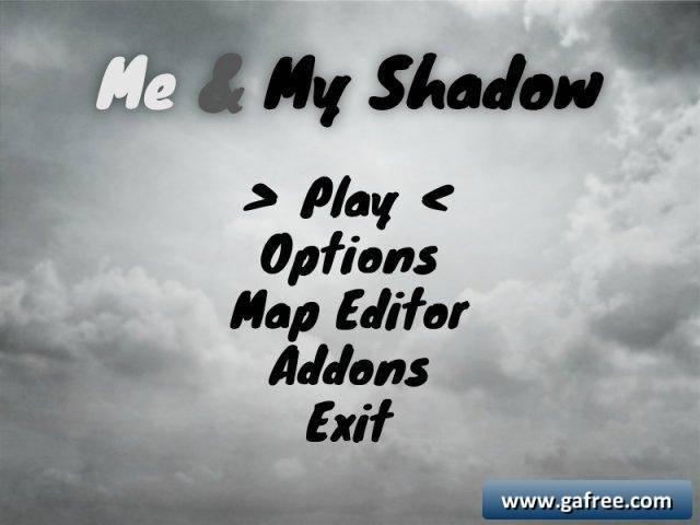 لعبة البحث عن مخرج Me and My Shadow