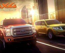 لعبة سباق الشاحنات المدمرة Drag Racing 4x4