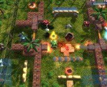 لعبة حرب الدبابات Battle Ground 3D