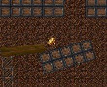 لعبة منجم الذهب Dwarf And Gold