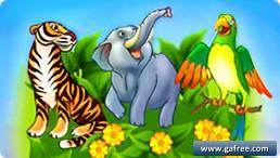 لعبة عالم الحيوان Animal Rehouse