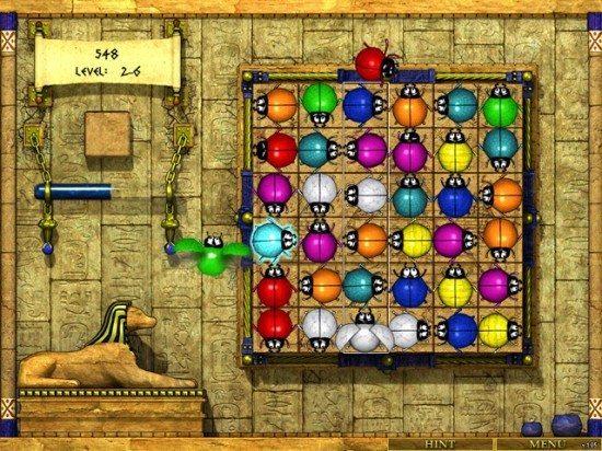 لعبة الخنافس الملونة Arxon