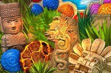 لعبة ذكاء وقوة ملاحظة Azteca