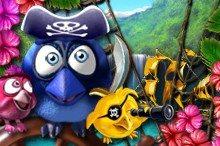 لعبة صيد الطيور Bird Pirates