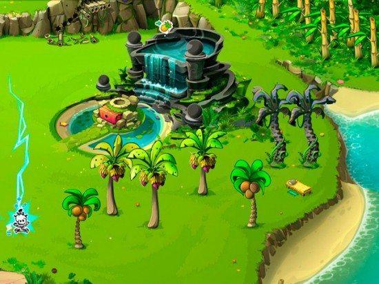 لعبة بناء القرية Bonga