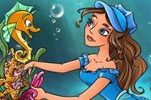 لعبة الغوص في البحر Deep Voyage