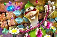 لعبة جمع الماسات Diamond Drop 2