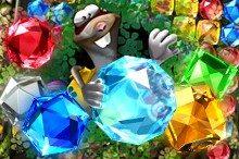 لعبة جمع الماس Diamond Drop