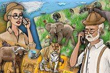 تحميل لعبة الحيوانات Discovering Nature