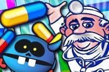 لعبة علاج المرضى Doctris Deluxe