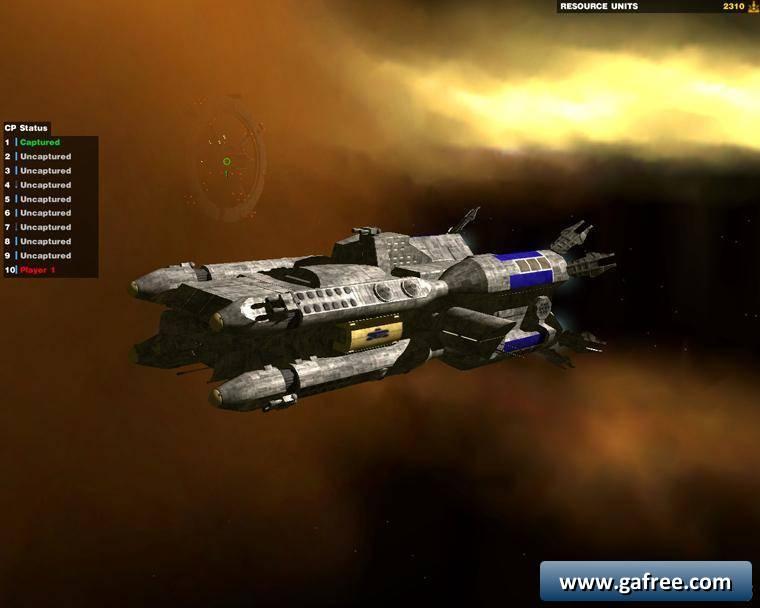 لعبة حرب الفضاء Babylon5