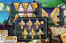 لعبة ماهجونج الجديدة Mahjong Gold