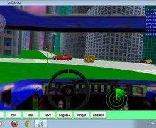 لعبة القيادة في المدينة TileCity_chung