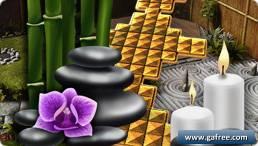 لعبة تركيب الفسيفساء Zen Mosaics