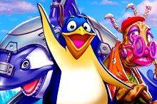 تحميل لعبة البطريق Penguin