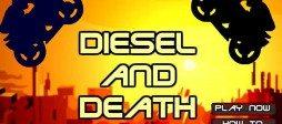 لعبة سباق الدراجات النارية Diesel and Death