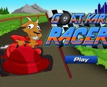 تحميل لعبة سباق السيارات Goat Kart Racer