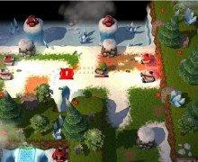 تحميل لعبة حرب الدبابات Tank Riders 2