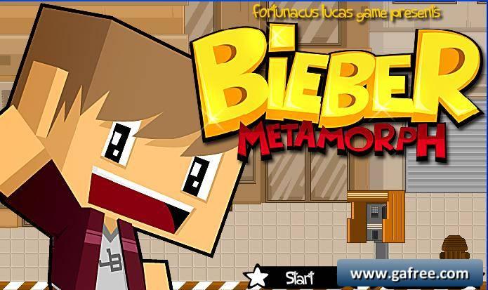 لعبة خطف الاطفال Bieber Metamorph