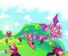 لعبة التنين الاحمر Red Dragon Rampage