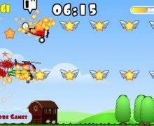 لعبة سباق الطائرات Wacky Wings
