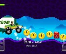 لعبة سيارات لجوال Hill Racing