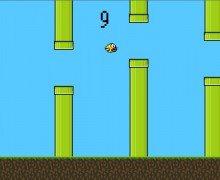 لعبة الطيور الجديدة Clumpy Bird