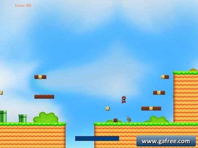 لعبة سوبر ماريو 2014 Mr Marios
