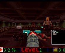 لعبة القتال المميت Retro Shooter 3D