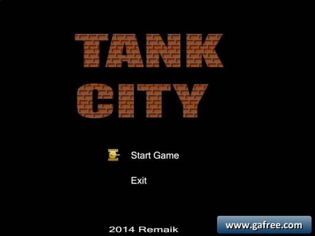 لعبة حرب الدبابات Tank City