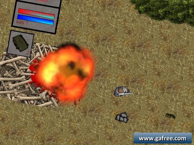 تحميل لعبة حرب الزومبي Zombie War