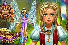 لعبة الحديقة السحرية Magic Gardens