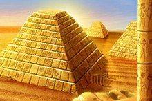 لعبة بناء الهرم Amazing Pyramids